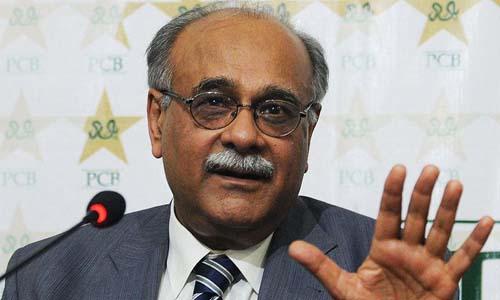Najam Sethi back