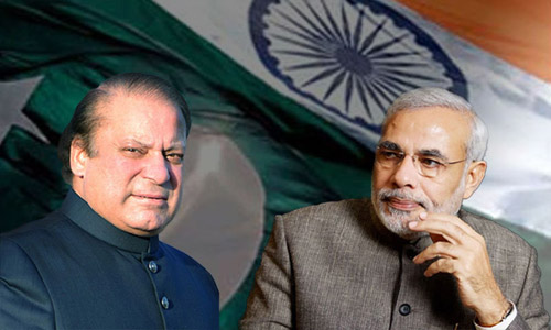PM Nawaz Sharif Congratulates Narendra Modi