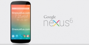 Google Nexus 6 Getting ready to roar
