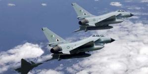 Pakistan Air Strike Kills 75