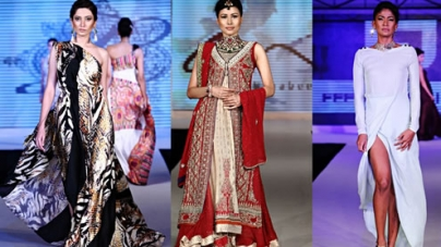 Pakistani Designers to Showcase at Fashion Parade 2014