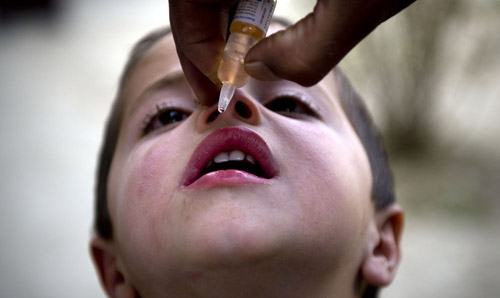 Polio virus: WHO Imposes travel restrictions on Pakistan