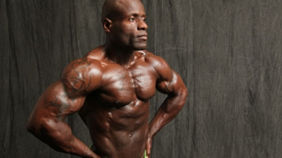 Bodybuilding Champion Found Happiness in God, not Competition