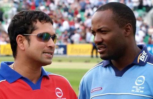 Brian Lara to Play alongside Sachin Tendulkar in Lord's Bicentenary