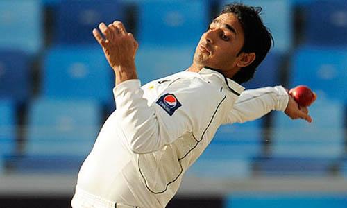 saeed ajmal bowling