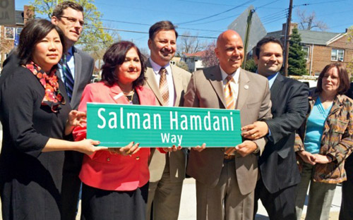 Salman Hamdani's Sacrifice: New York Honours Pakistani 9/11 hero