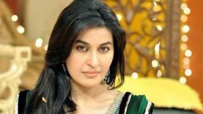 GEO TV Host Shaista Lodhi Likely to Move Abroad