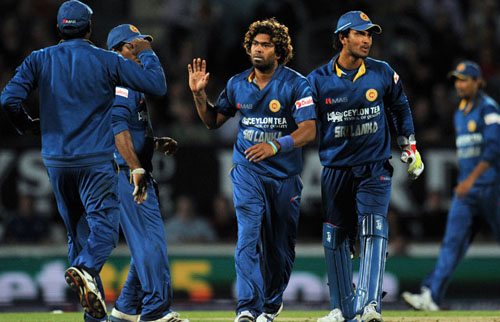 Sri Lanka win