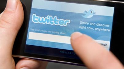 Twitter Tweets Start to Sing