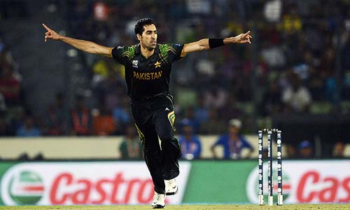 Umar Gul fit Sri Lanka tour