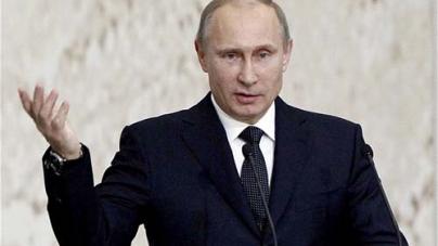 Vladimir Putin Vows to Respect Ukraine Vote