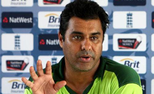 waqar younis wicket