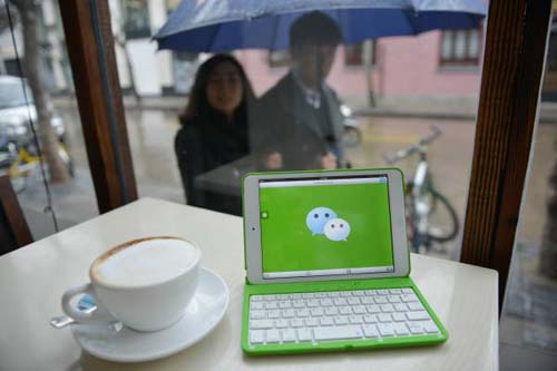 China Heightens Crackdown On We Chat Messaging