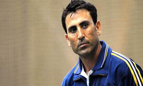 Former Pakistani cricket captain Younus Khan