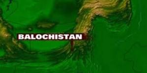 Blast near railway track in Bolan