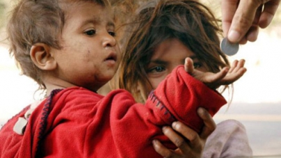 Forced Child Beggars:  Future of Pakistan in Danger