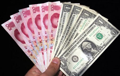 Dollar down in Asian trade