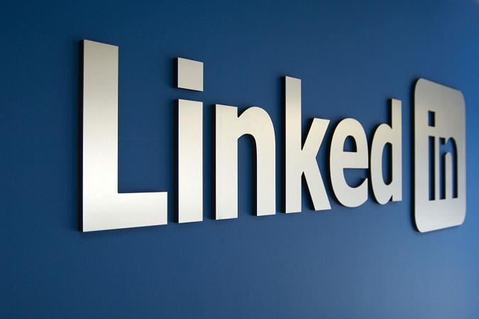 linkedin logo eps