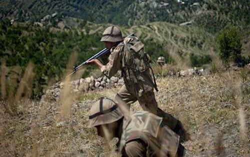 Militants Clash