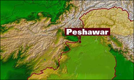 Explosion in Peshawar Causes no loss of life