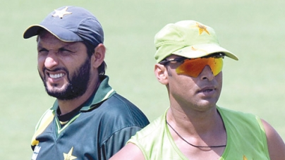 Shahid afridi Should be Captain for World Cup: Shoiab Akhtar