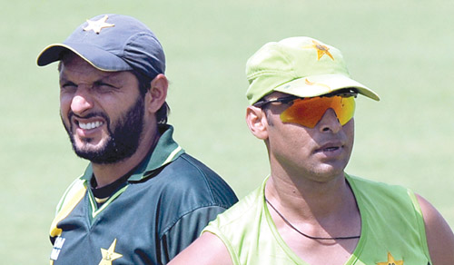 Shahid afridi Should be Captain for World Cup: Shoiab Akhtar