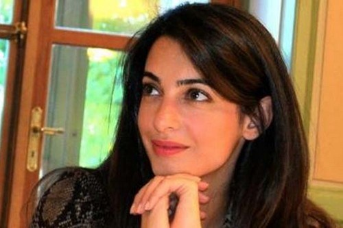 Amal Alamuddin photos