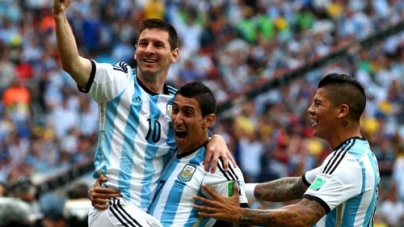 Lionel Messi Magic Secures Argentina Win Over Nigeria