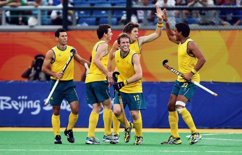 Australia wins