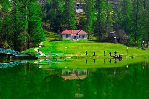 Banjosa Lake Lake in Pakistan