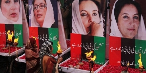 Benazir Bhutto's Birth Anniversary today