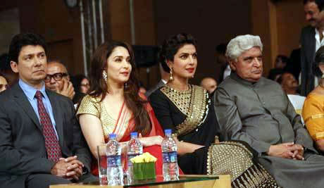 Bollywood's stars get together to launch Dilip Kumar's biography
