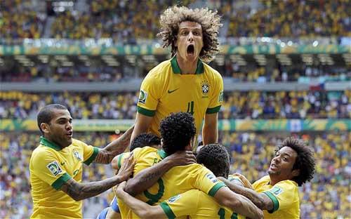 world cup 2014 kick off times football
