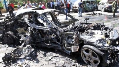 Car Bomb Kills at Least 34 in Syria's Hama