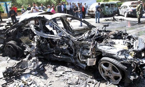 Car Bomb Kills at Least 34 in Syria's Hama