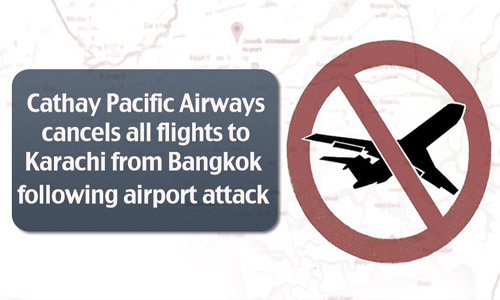 Cathay Cancels Karachi Flights As Pakistan Reviews Security