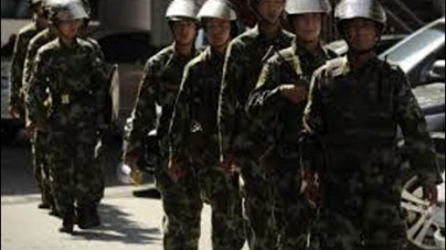 Chinese Police Shot Dead 13 'Thugs' in restive Xinjiang: Govt