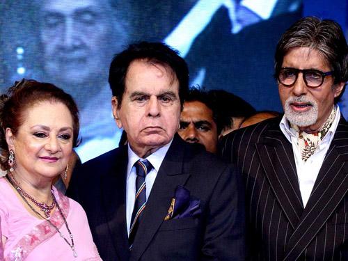 Dilip Kumar's Biography Launch
