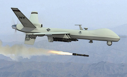 North Waziristan drone
