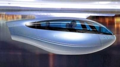 World's 1st Flying Cars Transport System 2015