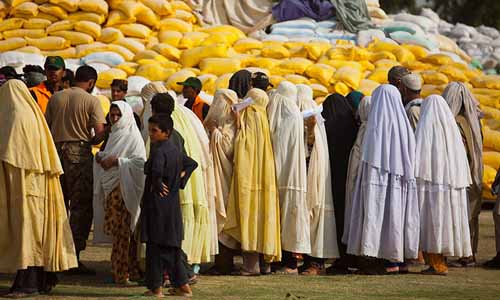 WFP to Continue Food Distribution Among IDPs