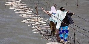 10 Highly Dangerous Bridges in The World