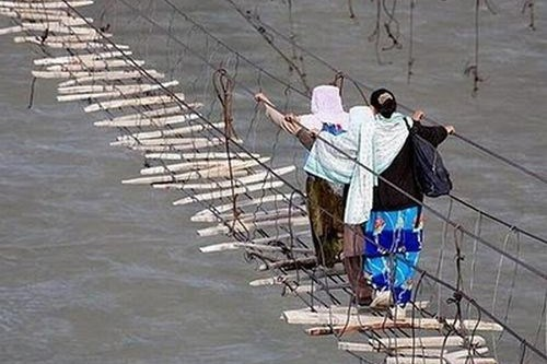 Foot Bridges - Pakistan