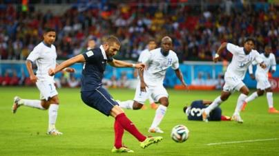 World Cup 2014: France Easily Beats Honduras