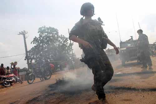 Gunmen have Killed 17 Muslims in C. Africa