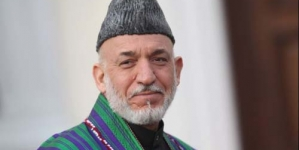 Hamid Karzai Blames US, Pakistan for Afghan War