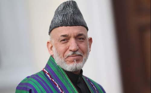 Afghan President Karzai