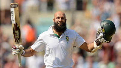Hashim Amla Named New South African Test Captain