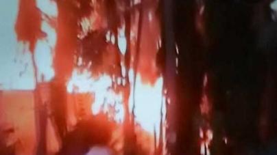 Andhra Pradesh India Gas Pipeline Blast
