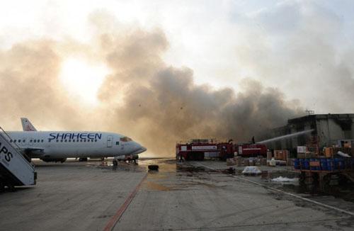 Seven Bodies Found in Cold Storage in Karachi Airport